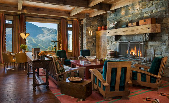 Luxury Loves Amazing Hearth Rooms
